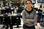 Inés Capdevila, redacteur van de Argentijnse krant La Nación. Foto La Nación