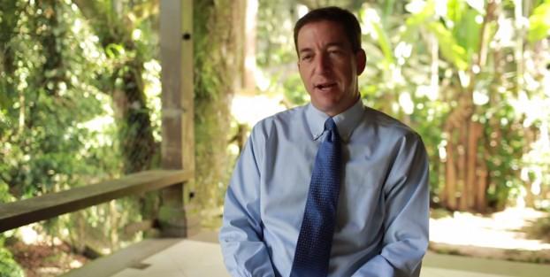 Foto YouTube / Glenn Greenwald
