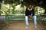 Illegaal Eric William, Rabat. Foto Rik Goverde
