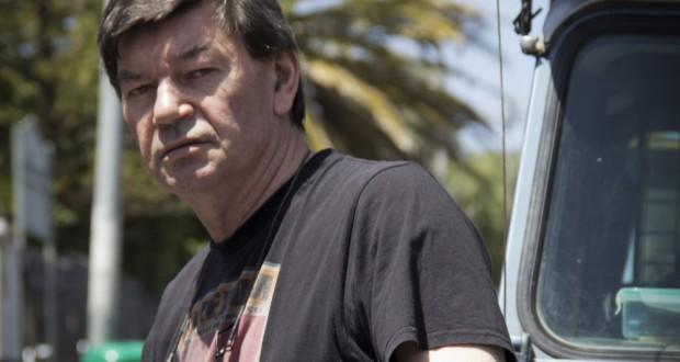 Zuid-Afrikaanse journalist Tony Weaver. Foto Rianne van Son