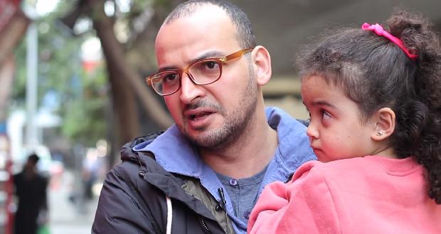 Straatinterviews in Cairo | Beeld: Ester Meerman