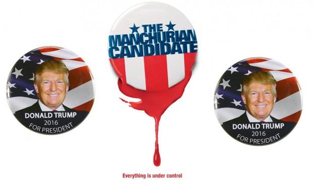 De laatste conspiracy theory in de VS: is Donald Trump een schaduwkandidaat van de Democraten? Foto: Paramount Pictures / eBay