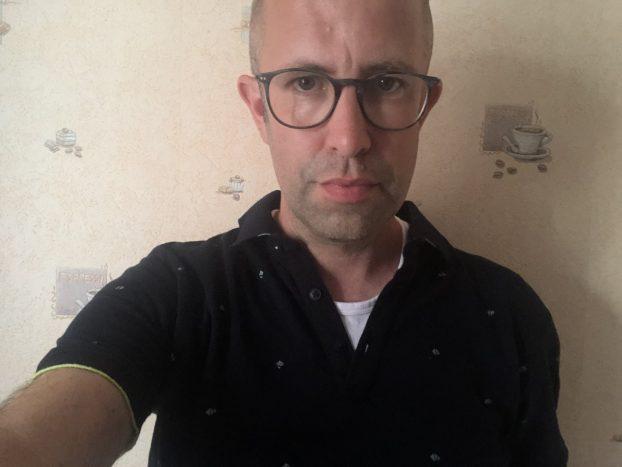 Driebergen werkt als correspondent in Polen, Oekraïne, Wit-Rusland en Moldavië voor onder andere Bureau Buitenland, Trouw en Vrij Nederland. Foto: Michiel Driebergen